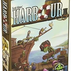 Tasty Minstrel Games TTT3002 Harbour Game