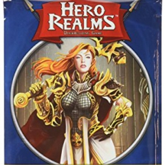 White Wizard Games WWG501 Hero Realms Cleric Pack Card Game