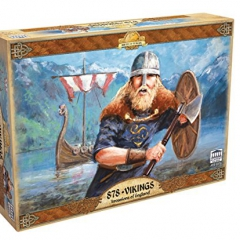 Asmodee AYG5500 878 Vikings, Multicoloured