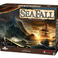 "Plaid Hat Games PHG13000 ""Seafall"" Game"