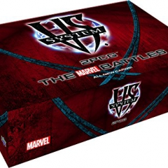 Vs 2 Player Card Game System: Marvel Boxed Set