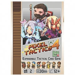 Pixel Tactics 4 - Card Game Expansion