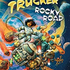 CGEB0001 Galaxy Trucker: Rocky Road (Novel), Multicoloured