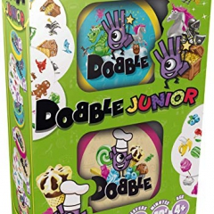Asmodee Editions ASMDOBBJU01EN Dobble Junior