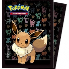 Ultra Pro Deck Potector Sleeves - Pokemon - Eevee (65 Sleeves)