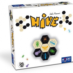 HUCH! & Friends Hive Multilingual Board Game