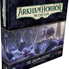 Fantasy Flight Games The Dream-Eaters - Arkham Horror the Card Game LCG Expansion
