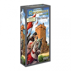Carcassonne: The Tower 4th Expansion (English 2017 Edition)
