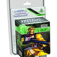 Fantasy Flight Games SWI25 Star Wars Imperial Assault Expansion Bossk Villain Pack