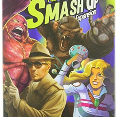 Smash Up Expansion: Science Fiction Double Feature