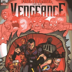 Sentinels of The Multiverse Vengeance Card Game