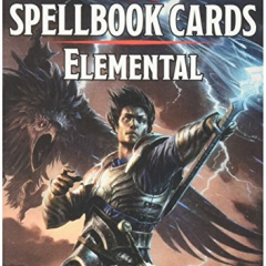 Dungeons & Dragons - Spellbook Cards - Elemental Evil