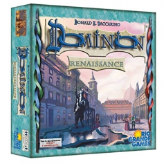 Rio Grande Games RGG558 Dominion Renaissance, Mixed Colours