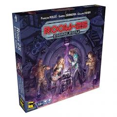 Room 25 - Escape Room - Multi-lingual edition FR EN NL ES