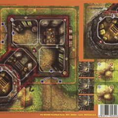Heroes Of Normandie - Fortified Farm Punch Board - DPG58003 - Devil Pig Games