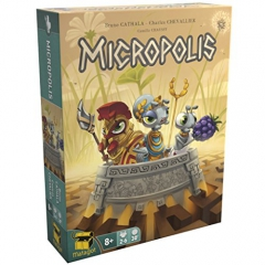 Micropolis Board Game (2018)