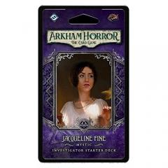 Arkham Horror FFG LCG: Jacqueline Fine Investigator Starter Deck - English