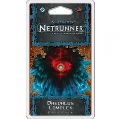 Android Netrunner LCG Daedalus Complex Data Pack Expansion