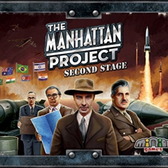 The Manhattan Project Expansion: Second Stage