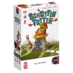 Schotten Totten Card Game