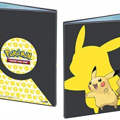 Ultra Pro Pokemon-9 Pocket Portfolio-Pikachu 2019