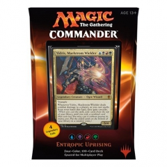Magic The Gathering - Entropic Uprising Commander 2016