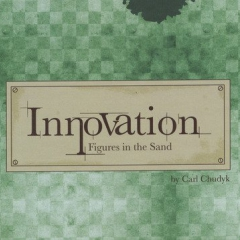 Innovation: Figures in the Sand (3rd Ed) - English