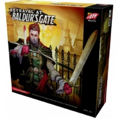 Betrayal at Baldur's Gate Board Game - Avalon Hill C43100000
