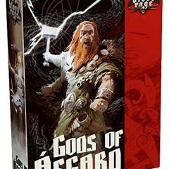 Blood Rage: Gods of Asgard Expansion - Erweiterung - Board Game - English