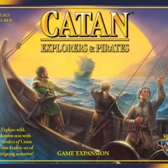 The Settlers of Catan Expansion: Explorers and Pirates