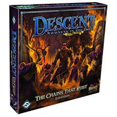 Descent Journeys in the Dark Second Edition - The Chains that Rust