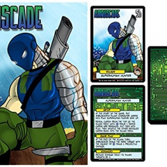 Greater Than Games Sentinels of The Multiverse Ambuscade Villain Expansion Card Game