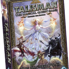 Talisman Fourth Edition Expansion: The Sacred Pool