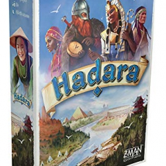 Z-Man Games: Hadara Board Game