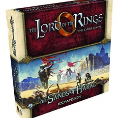 The Lord of the Rings The Card Game The Sands of Harad
