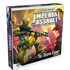 Fantasy Flight Games SWI24 Star Wars Imperial Assault Expansion The Bespin Gambit Game