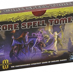 Arcane Wonders Mage Wars Spell Tome Board Game
