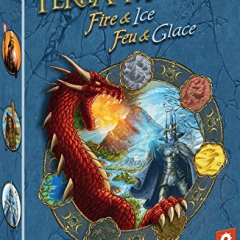 Z-man Games Terra Mystica Expansion Fire and ice