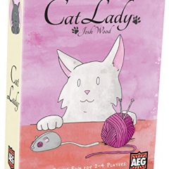 Alderac Entertainment ALD05885 Cat Lady Board Game