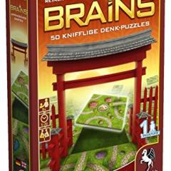 Pegasus Spiele 18130G Brains Japanese Garden Board Game