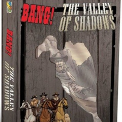 DaVinci Editrice S.r.l. Bang! The Valley of Shadows Card Game