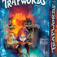 Czech Games Edition CGE00049 Trapwords, Mixed Colours