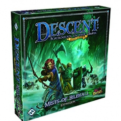 Descent: Mists of Bilehall Campaign Expansion