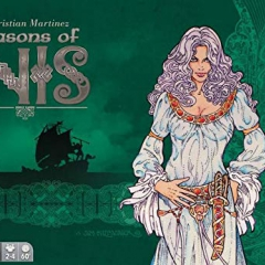 Matagot Inis: Seasons of Inis - English