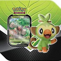 Pokémon POK80678 Galar Partner Tin - Rillaboom V