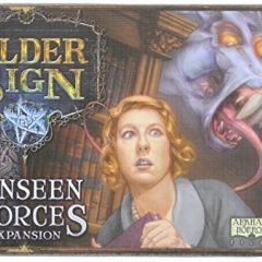 Elder Sign Expansion: Unseen Forces