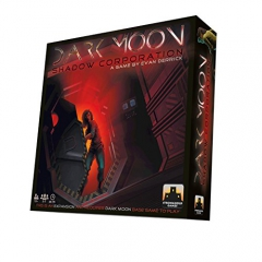 Stronghold Games STG03006 Dark Moon Shadow Corporation Expansion Board Game