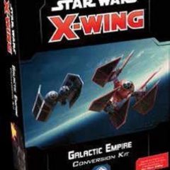 Fantasy Flight Games FFGSWZ07 Star Wars X-Wing: Galactic Empire Conversion Kit, Mixed Colours