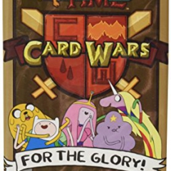 Adventure Time Card Wars: For The Glory! Booster Pack