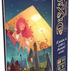 "Asmodee ASMDIX08EN ""Dixit Exp 6 Memories"" Card Game"